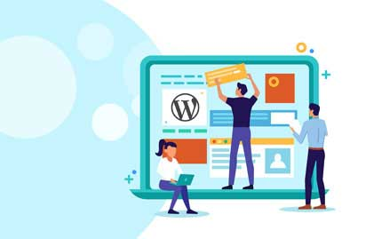 Build Website on Wordpress